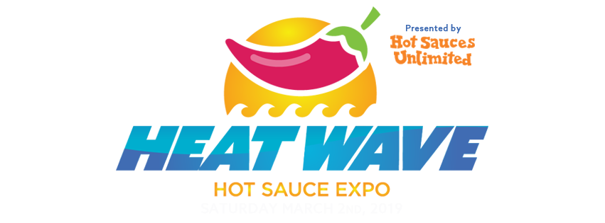 Heatwave Hot Sauce Expo – Sat. March 2nd, 2019